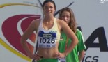 Michelle Jenneke Dances Her Way to Victory at the World Junior Championship  thumbnail