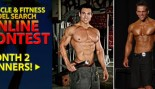 Month 2 Muscle & Fitness Male Model Online Contest Winners! thumbnail