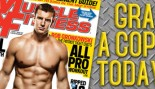 Rob Gronkowski and Everything NFL in October's Muscle & Fitness thumbnail