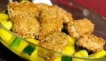 Healthy Eats: Oven-Fried Sesame Fish thumbnail