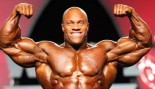 Phil Heath at the 2011 Olympia thumbnail