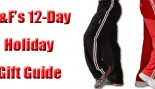 M&F's 12-Day Gift Guide: Physique Bodywear Karate Workout Pants thumbnail