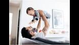 Man Holding Baby thumbnail