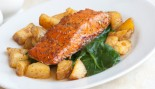 Seared Salmon and Potato Hash thumbnail