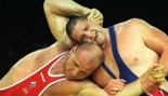 Wrestler Rulon Gardner Wants to Make Olympic Comeback thumbnail