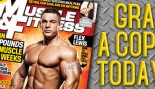 A Look Inside Muscle and Fitness' September Issue thumbnail