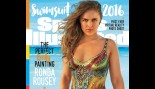 Ronda Rousey on the 2016 Sports Illustrated Swimsuit issue. thumbnail