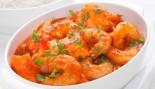 Simple, low-fat shrimp marinara recipe thumbnail