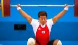 South Korean Lifter Jaehyouk Sa Dislocates Elbow at the London Olympics thumbnail