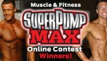 Month 2 Muscle & Fitness SuperPump Max Online Contest Winners! thumbnail