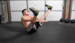 Fly Like an Eagle for Stronger Abs thumbnail