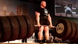 M&F Clip of The Day: Benedikt Magnusson's 1100 Tire Deadlift WORLD RECORD!  thumbnail