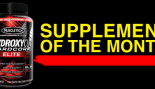 Supplement of the Month: Muscletech Hydroxycut Hardcore Elite thumbnail