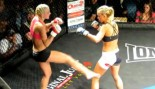 NFL Cheerleader steps into the MMA Octagon [VIDEO]  thumbnail