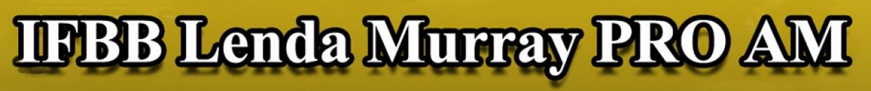 2016 IFBB Lenda Murray Pro