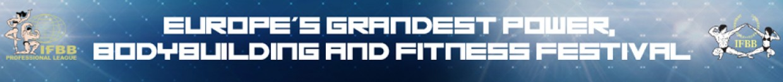 2016 IFBB EVLS Prague Pro