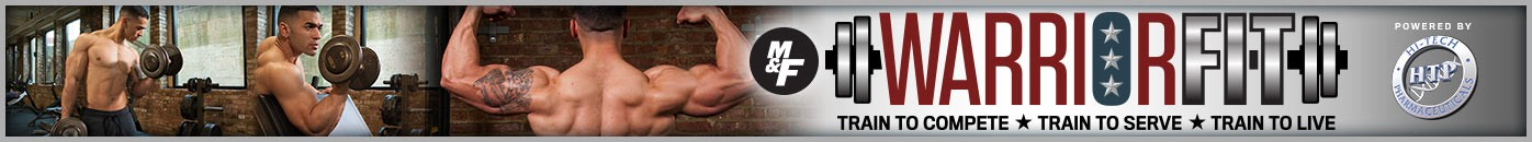 The Warrior Fit Workout Program | Muscle & Fitness