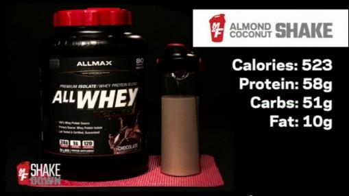 M&F Shakedown: Almond Coconut Shake thumbnail