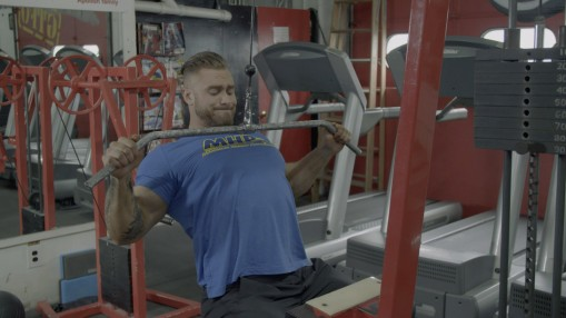 Chris Bumstead's Off-Season Back Training thumbnail
