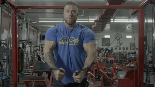 Chris Bumstead's Off-Season Chest Training thumbnail