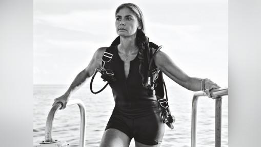 The Shark Diver: Cristina Zenato thumbnail