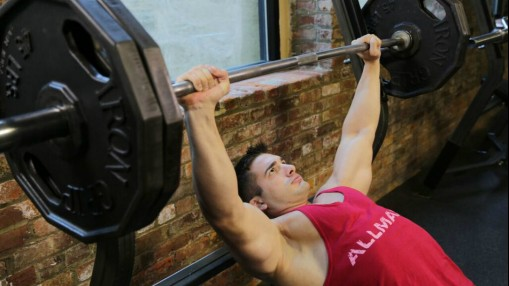 The Maxed Out Muscle Workout: Chest thumbnail