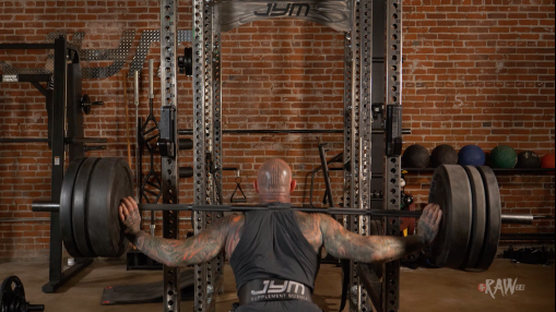 Raw 2.0 with Dr. Jim Stoppani: Benefits of Full-Body Training thumbnail