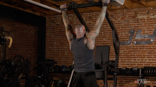 Raw 2.0: Negative Pullups thumbnail