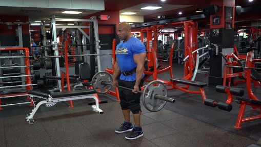 Victor Martinez Hamstrings Workout thumbnail
