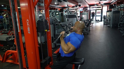 Victor Martinez Back Workout thumbnail