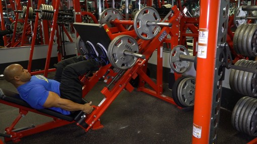 Victor Martinez Legs Workout thumbnail