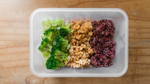 Broccoli Chicken Rice Meal Prep  thumbnail