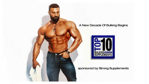 Top 10 Bulking Supplements for 2020 thumbnail