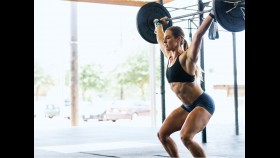 Brooke Wells talks dominating CrossFit, breaking stereotypes, and embracing social media stardom thumbnail