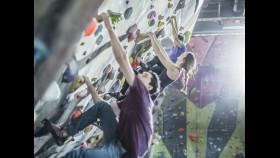 Indoor Rock Climbing thumbnail