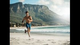 Running on the Beach thumbnail