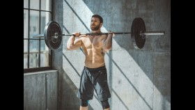 Barbell Shoulder Press thumbnail