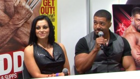Aksana & David Otunga Video Thumbnail