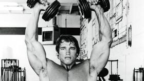 Arnold Schwarzenegger Shoulder Workout thumbnail