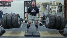Brian Shaw: 1140-Pound Deadlift Video Thumbnail