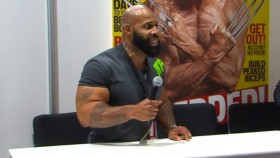 M&F Olympia Seminars: CT Fletcher Video Thumbnail