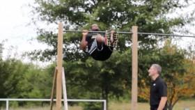 NASCAR Pit Crew Total Body Training #2 Video Thumbnail