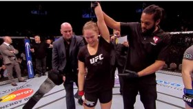 TKO Win For Rousey over McMann at UFC 170 thumbnail