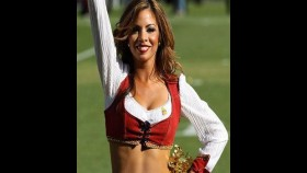Meet the Cheerleaders of Super Bowl XLVII thumbnail