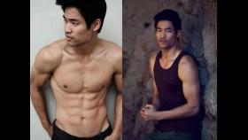 S.W.A.T. actor David Lim  thumbnail
