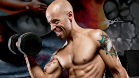 Chris Daughtry's Rock Star Ripped Workout thumbnail