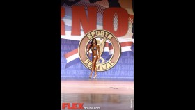 Courtney West - Women's Figure - 2011 Arnold Classic thumbnail