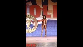 Alicia Harris - Women's Figure - 2011 Arnold Classic thumbnail
