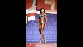 Cheryl Brown - Women's Figure - 2011 Arnold Classic thumbnail