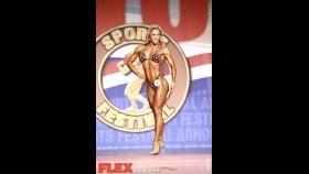 Tina Durkin - Women's Fitness - 2011 Arnold Classic thumbnail